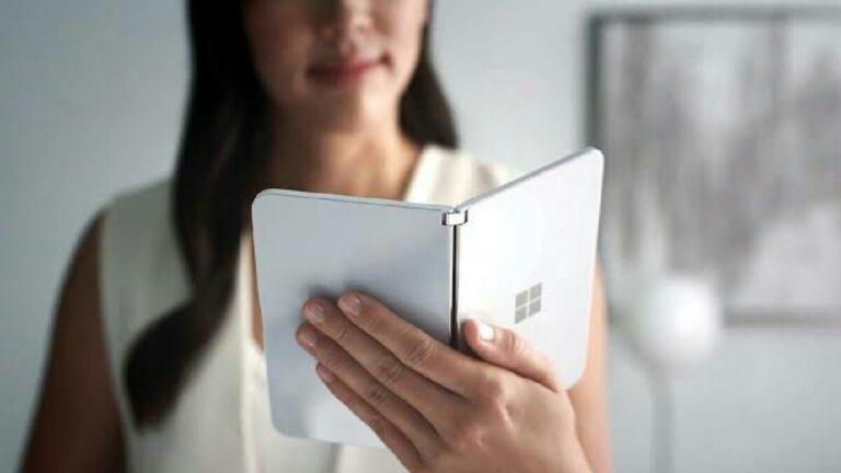 Microsoft Surface Duo 2 özellikleri sızdırıldı
