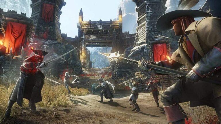 Amazon Game Studios; New Worlds 'ü yine erteledi