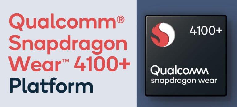 Giyilebilir cihazlar için Snapdragon Wear 4100 duyuruldu!