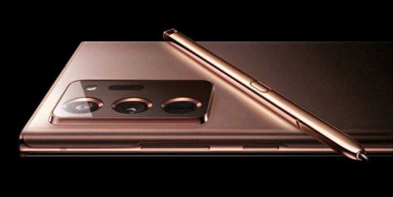 Samsung Galaxy Note 20 videoda ortaya çıktı