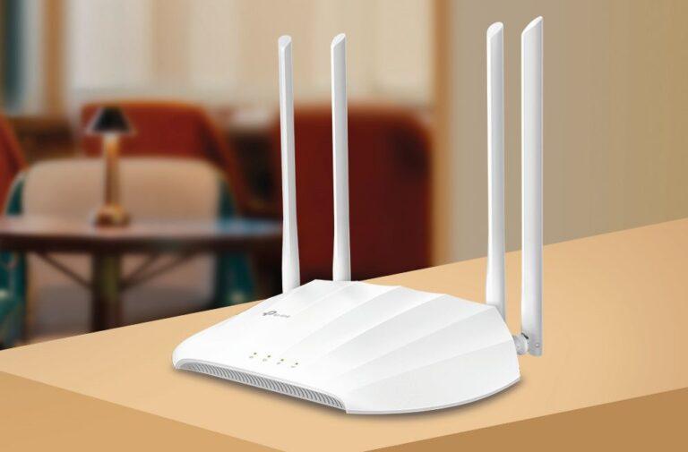 TL-WA1201 : Küçük işletmeler için çok işlevli WiFi çözümü