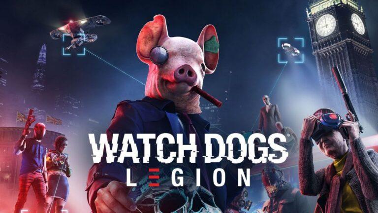Watch Dogs Legion inceleme puanları açıklandı