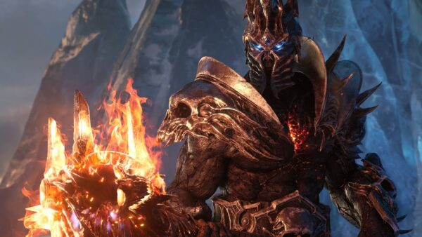 World of Warcraft: Shadowlands için geri sayım