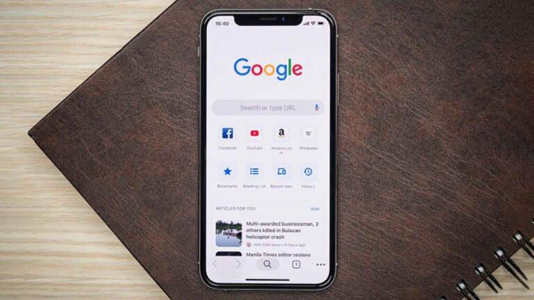 iOS için Google Chrome yeni özellikler ile güncellendi!