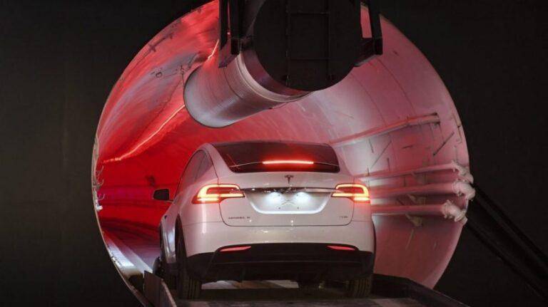 Elon Musk tünel kazma yarışması düzenliyor
