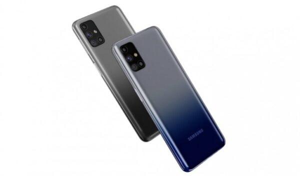 Samsung Galaxy M31s göründü: 4 kamera, devasa batarya!
