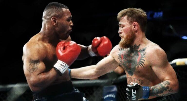 Mike Tyson: Conor McGregor'ı ufalarım