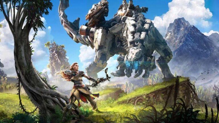 Horizon Zero Dawn Steam ve Epic üzerinde satışa çıktı