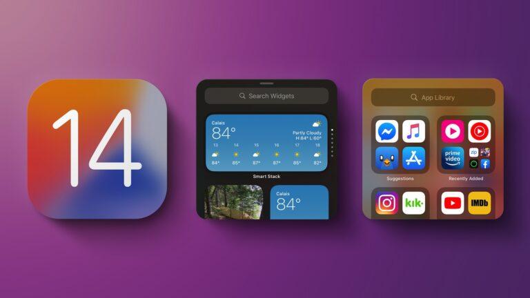 iOS 14 Public Beta çıktı! iOS 14 yükleme rehberi!