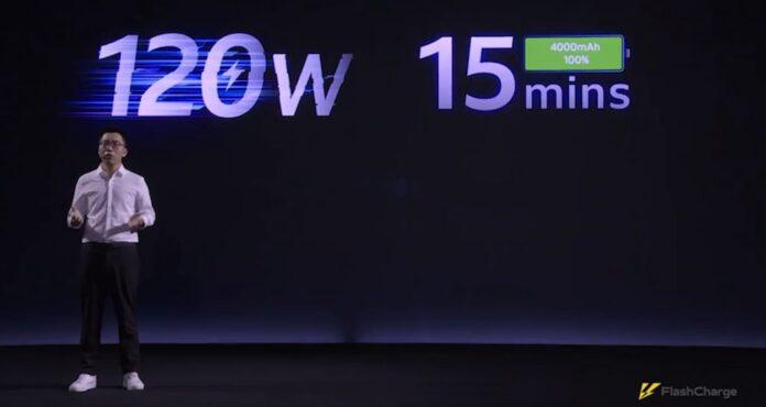120W FlashCharge