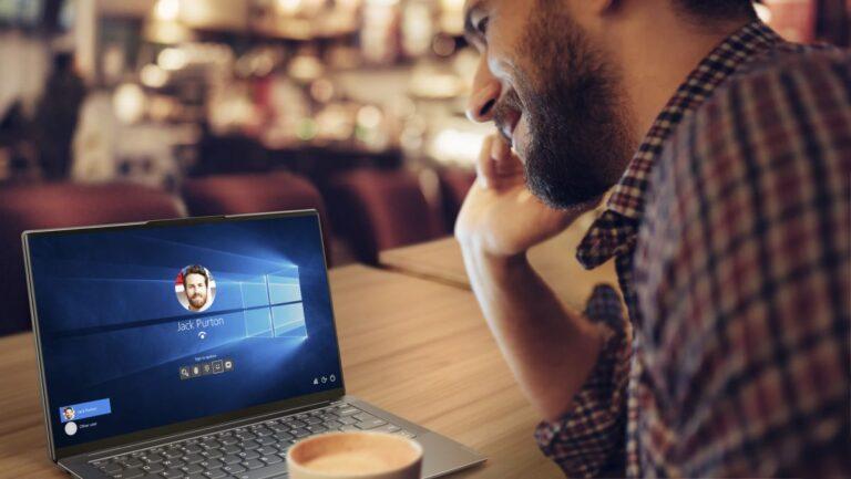 Lenovo Yoga S940 : Yapay zekada en son teknolojiyi buluşturuyor