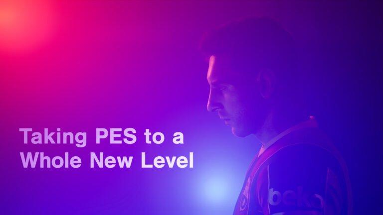 PES 2022 için ilginç karar! Unreal Engine PES'e hayat verecek!