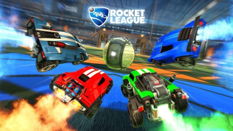 Rocket League ücretsiz oyunlar listesine ekleniyor