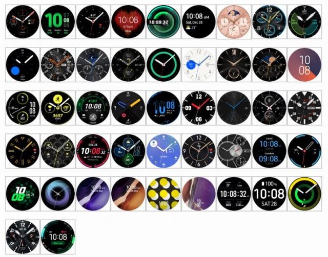 Samsung Galaxy Watch3 canlı canlı görüntülendi!