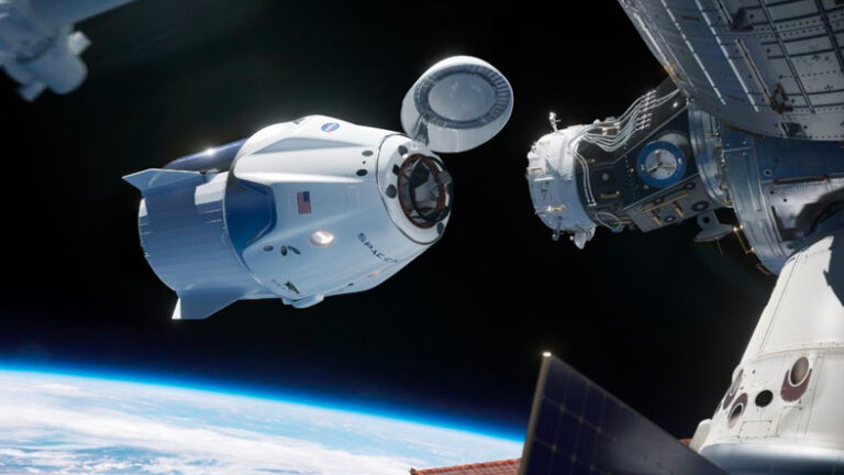 SpaceX Crew Dragon astronotları 2 Ağustos'ta dönüyor