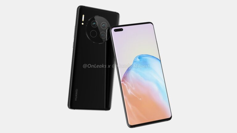 Huawei Mate 40 fotoğraf makinesi mi olacak telefon mu?