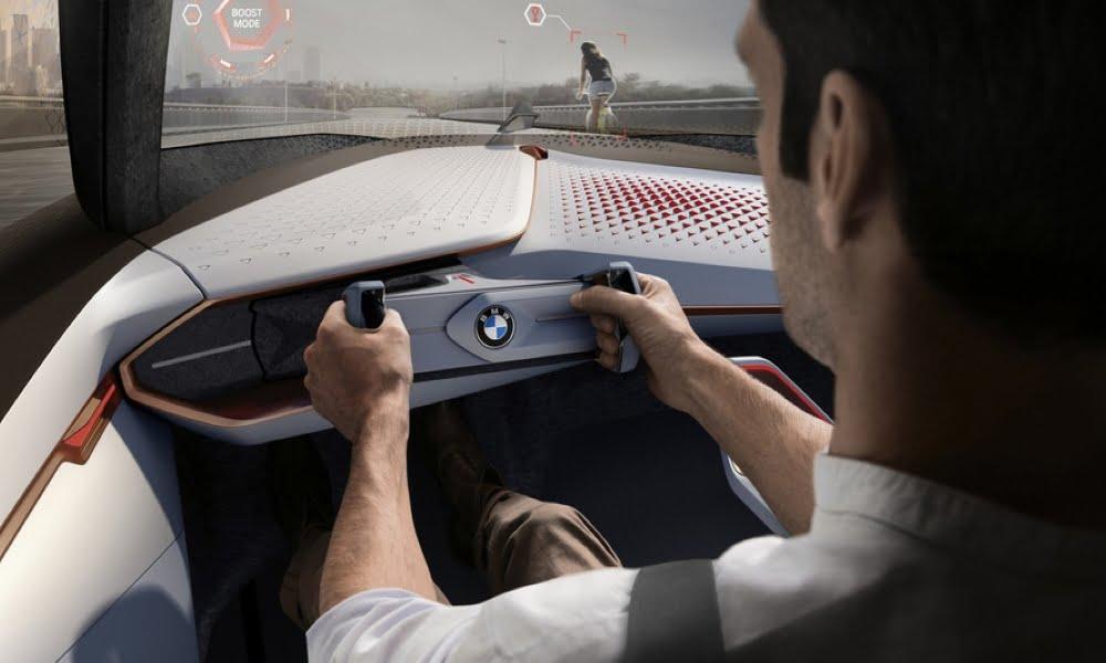 BMW yeni direksiyon patenti