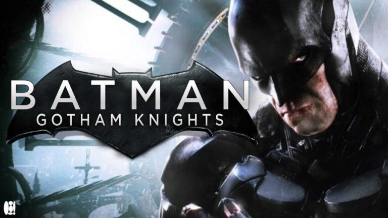 Batman Gotham Knights için geri sayım başladı!