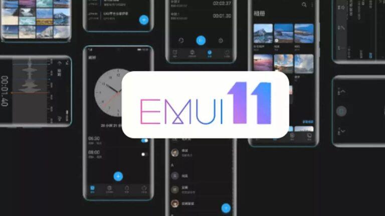 Huawei EMUI 11 tanıtıldı! İşte yenilikleri!
