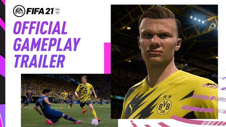 FIFA 21 oynanış videosu Türkçe olarak yayınlandı!