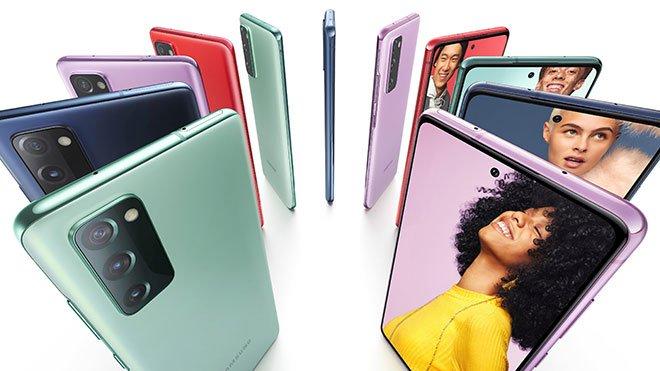 Galaxy S20 FE uygun fiyatı ile üst düzey performans sunacak!