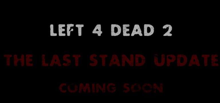 Left 4 Dead 2 hortluyor!