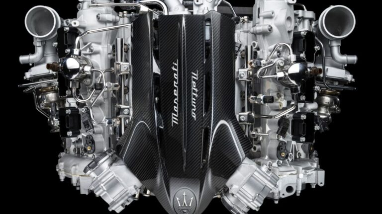 Maserati Nettuno motoru ile F1 teknolojisini yollara taşıyor