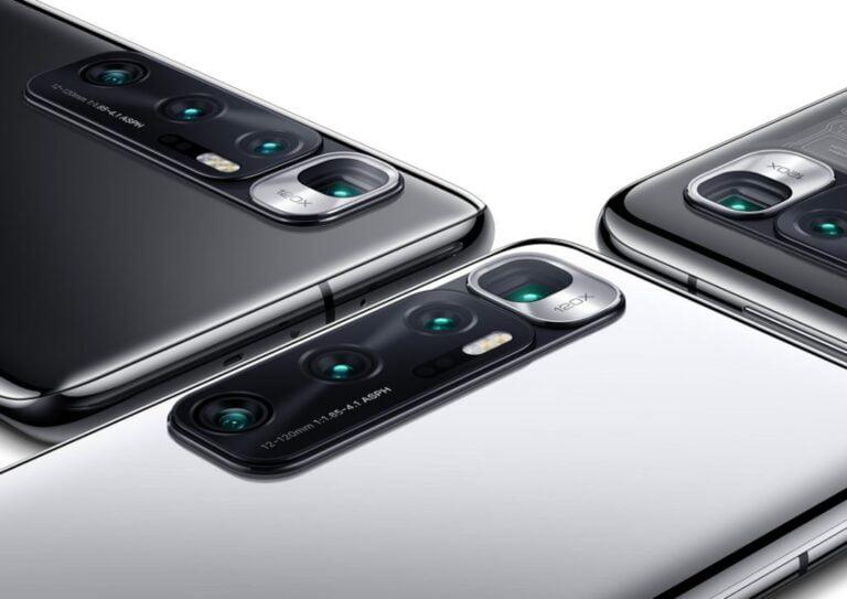 Xiaomi Mi 10 Ultra TCL ekranını kullanıyor