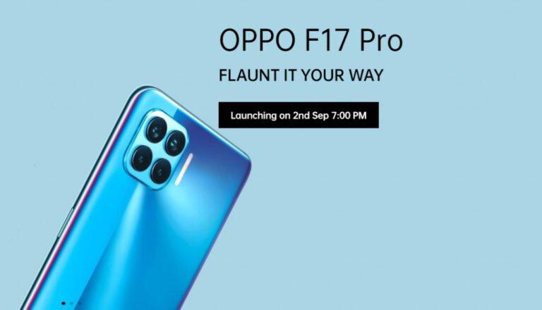 OPPO F17 Pro için tarih verildi!