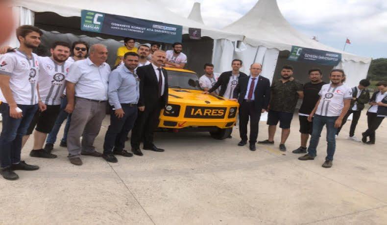 Yerli araba projelerine TÜBİTAK desteği