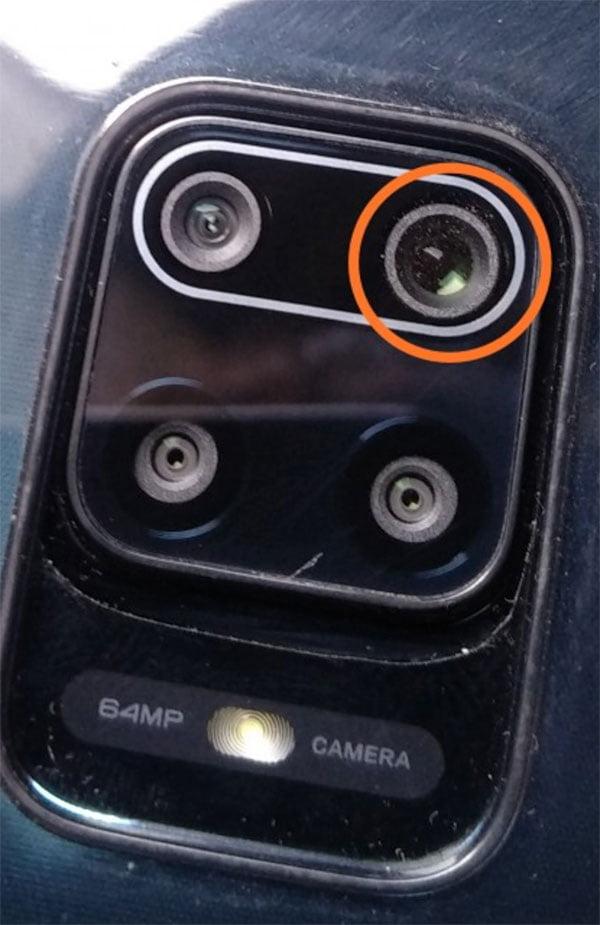 Xiaomi Redmi 108MP'lik kameraya kavuşuyor