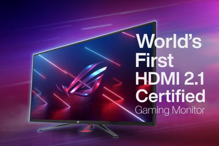 Asus Rog HDMI 2.1