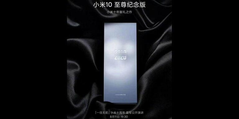 Xiaomi Mi 10 Ultra 120X zoom ile gelecek!