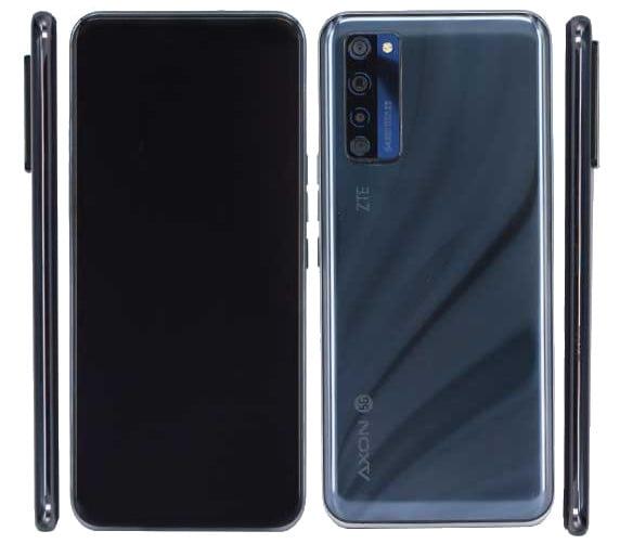 Ekran altı kameralı ZTE A20 5G geliyor! İşte özellikleri!
