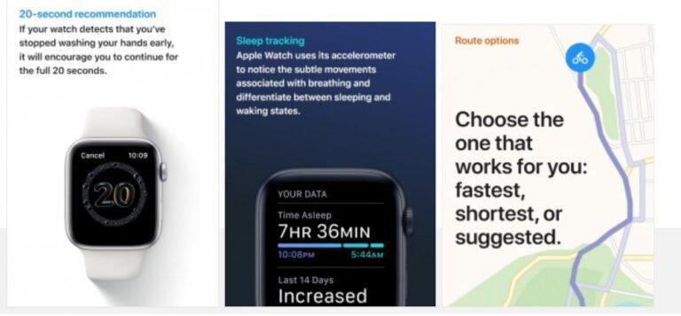 Apple WatchOS 7 açık beta yayınlandı!
