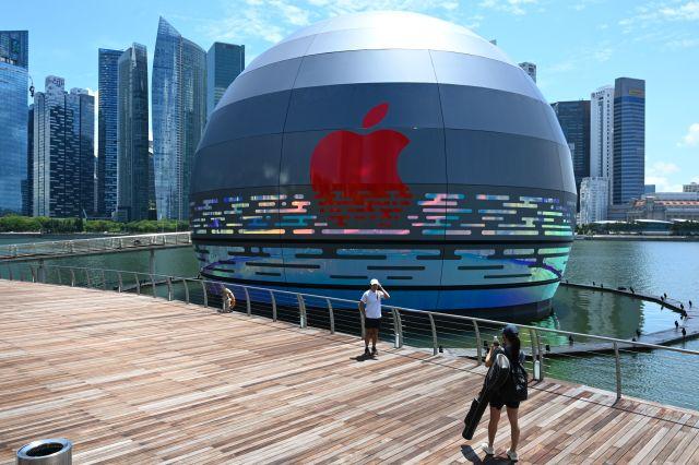Apple yüzen mağaza açıyor! İşte detaylar