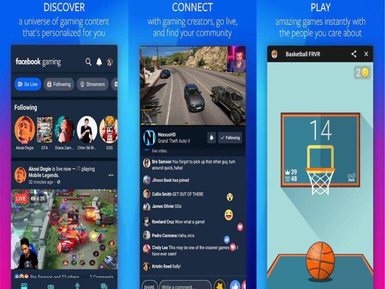 Facebook Gaming iOS üzerindeki oyunlarını sildi