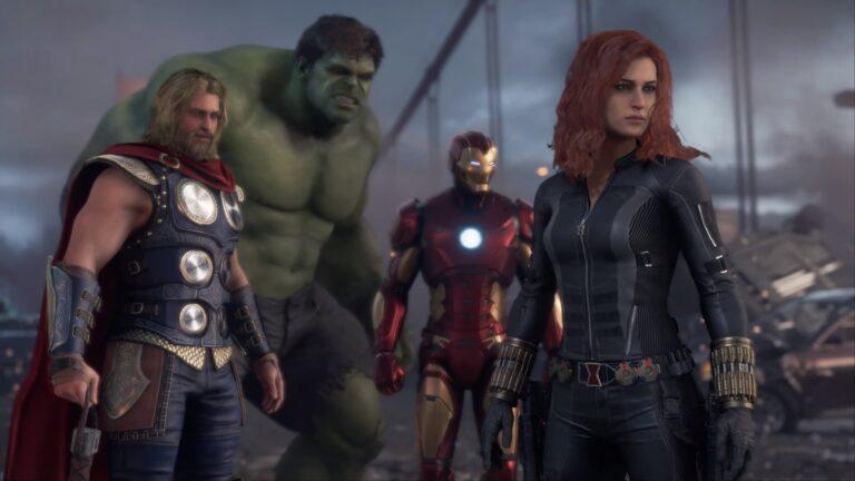 Marvel's Avengers açık Beta bu hafta sonu başlıyor!