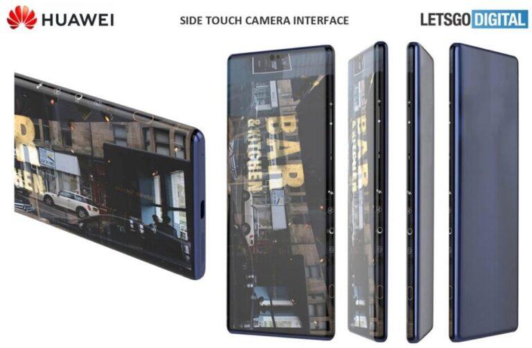 Huawei Mate 40 Pro ekranı ortaya çıktı