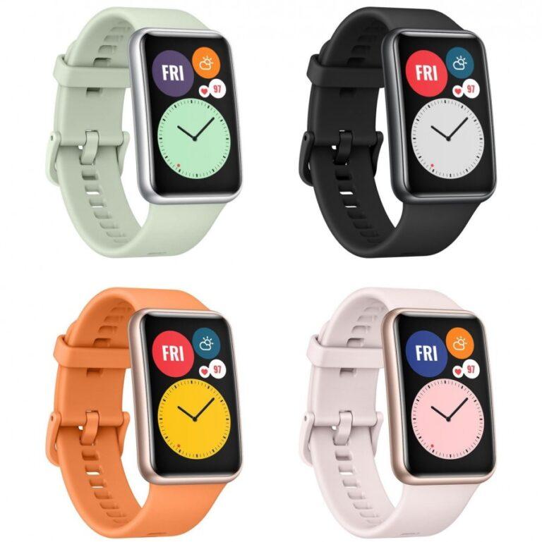 Huawei Watch Fit fiyatı belli oldu