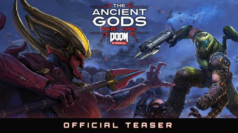 DOOM Eternal The Ancient Gods geliyor!