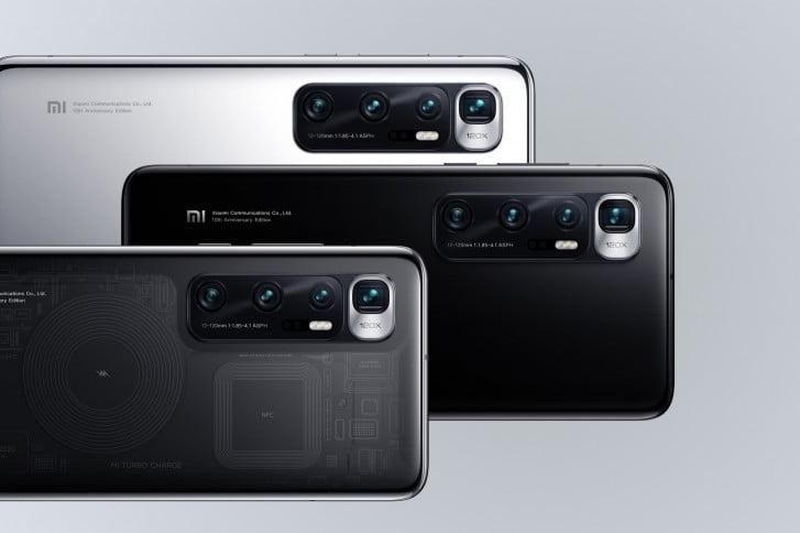 Xiaomi Mi 10 UItra parçalarına ayrıldı!