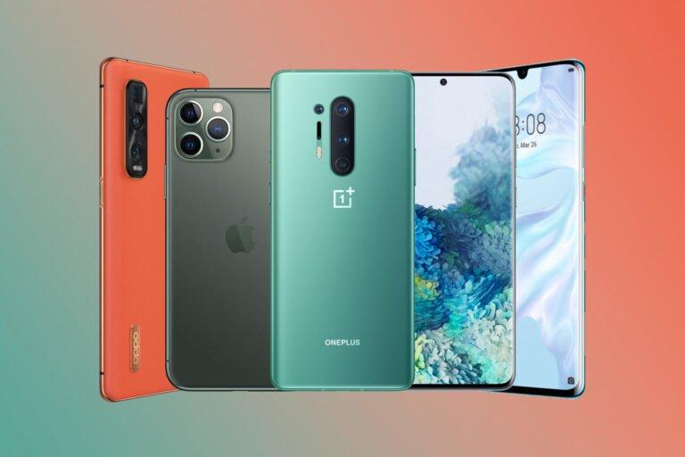 En hızlı telefonlar açıklandı – Ağustos 2020