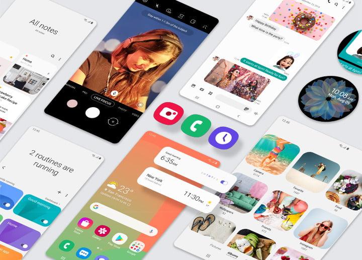 One UI 2.5 güncellemesi Galaxy S10 ve Note 10 için çıktı!