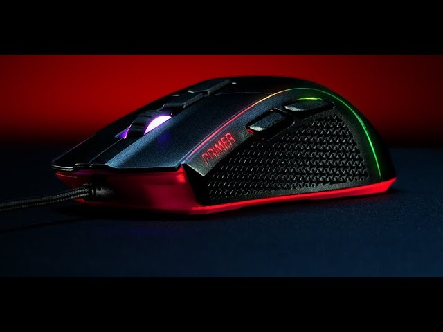 XPG Primer Gaming Mouse video inceleme