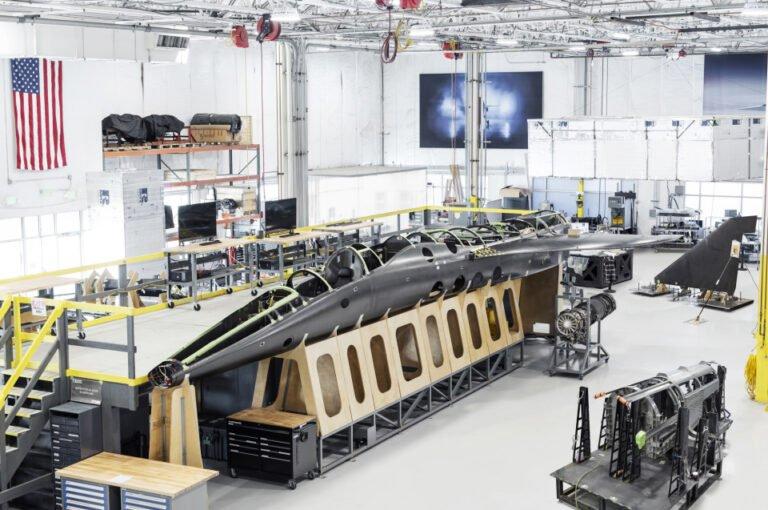 Süpersonik yolcu uçağı çağı geri dönüyor