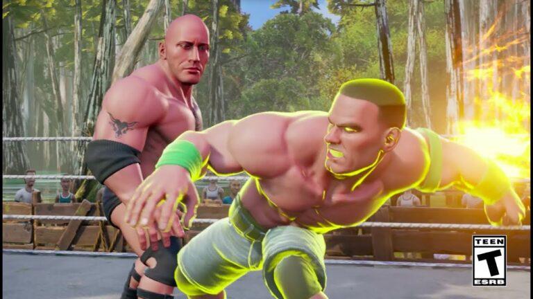 WWE 2K Battlegrounds kadrosu iştah kabartıyor!