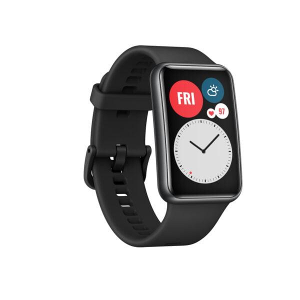 Huawei Watch Fit görücüye çıktı!