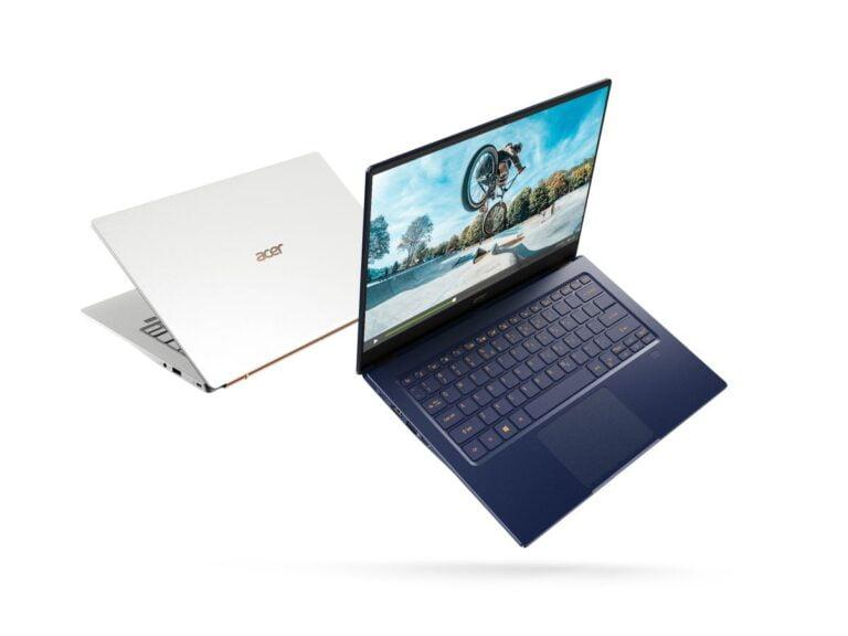 Acer Swift 5 performansıyla göz dolduruyor