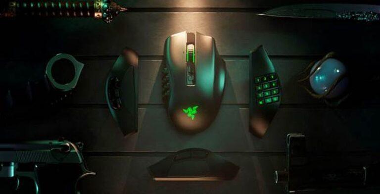 Razer Naga Pro : Her oyuna adapte olun